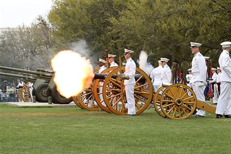 The Palmetto Battery Photo Gallery - The Citadel - The