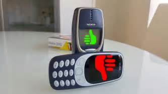AVOID the new Nokia 3310 (2018) Review - YouTube