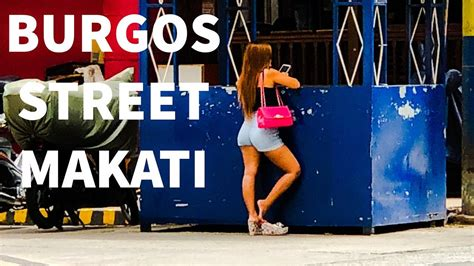 5 Days on Burgos Street in Makati, Philippines - The Grand