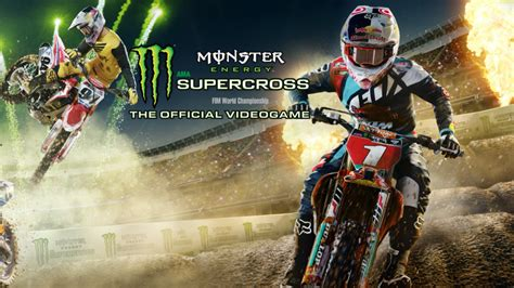 Monster Energy Supercross Review: A Worthy Title For Race