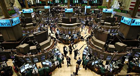 Plunge Averted, Markets Look Ahead Uneasily - The New York