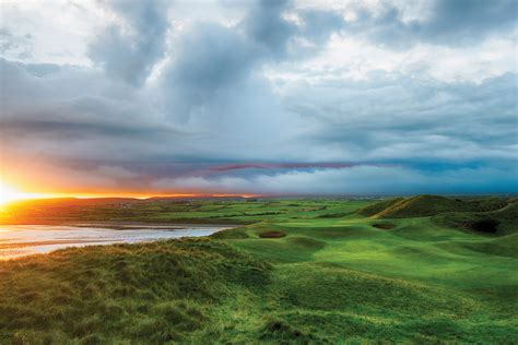 Described as 'The St Andrews of Ireland' – Championship