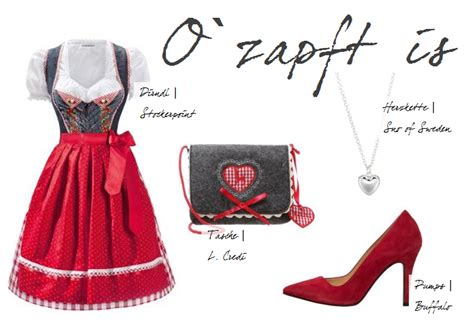 O' zapft is - Oktoberfest Outfit - JustMyself