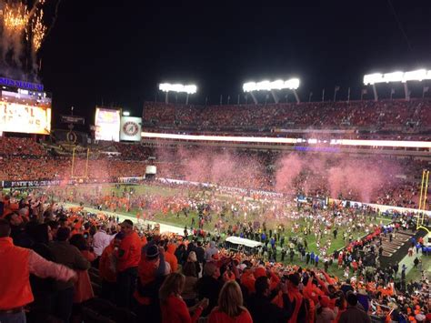 Tampa Gets Praise From National Championship Fans | WUSF News