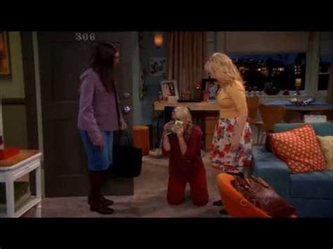 Amy breaks Penny's nose, MUST SEE!!!! The Big Bang Theory