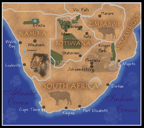 South Africa Namibia