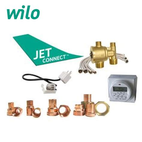 Jual Wilo DHW Accessories - Distributor Pompa Air