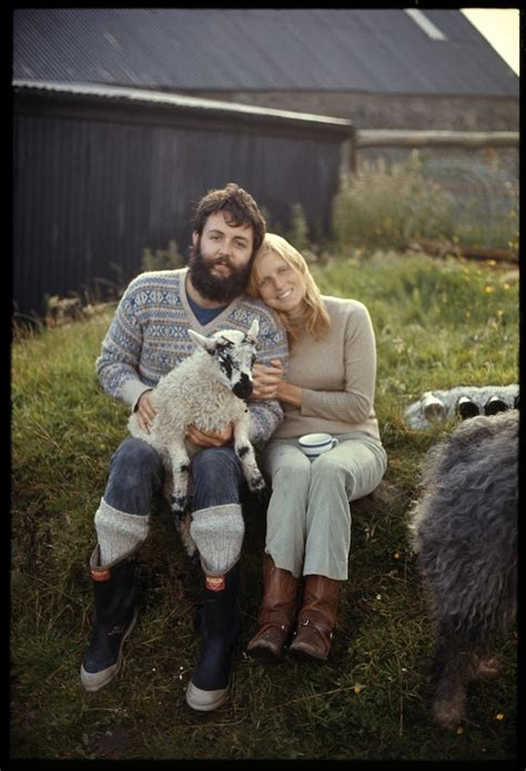 10 Things You Didn't Know About Linda McCartney – The Beatles