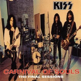 Carnival of Souls: The Final Sessions - Wikipedia