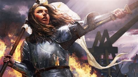 Mixed-Race Girl to Play Joan of Arc in Upcoming City