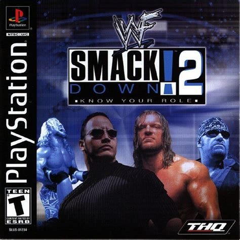 WWF Smackdown! 2: Know Your Role for PlayStation (2000