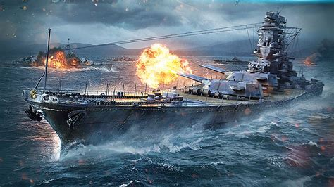 The global open beta for World of Warships has commenced