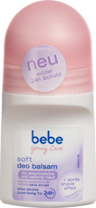Bebe Young Care Deo Soft Balsam Roll-On 50ml in der Adler