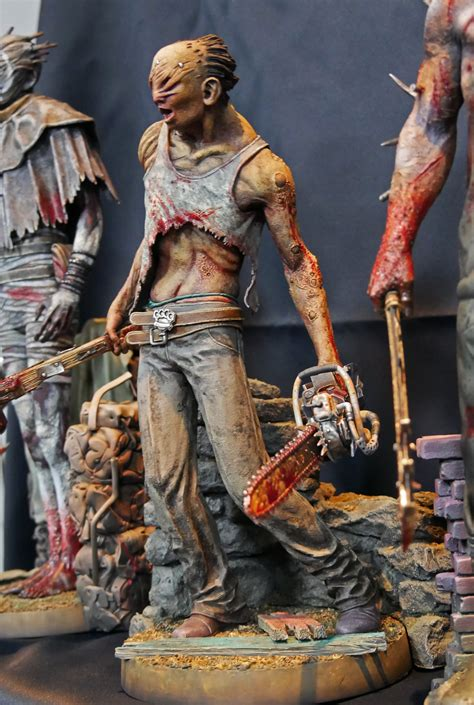 Gecco Dead By Daylight Hillbuilly and Totem Statues - The