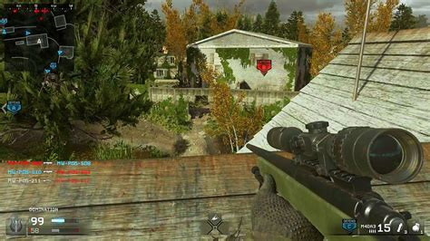 'Call Of Duty: Modern Warfare Remastered' Snipers Only