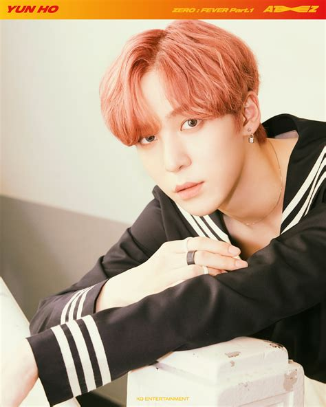 Yunho (ATEEZ) Profile and Facts (Updated!)