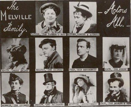 The Melville family - Special Collections & Archives