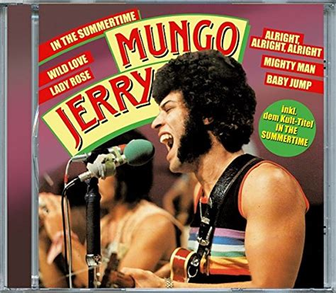 Mungo Jerry In The Summertime CD Covers
