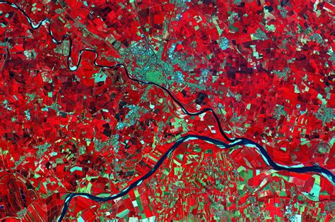 Sentinel-2 delivers first images – EO launch campaigns