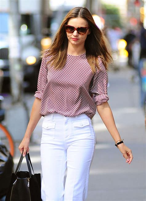 MIRANDA KERR Out and About in New York – HawtCelebs