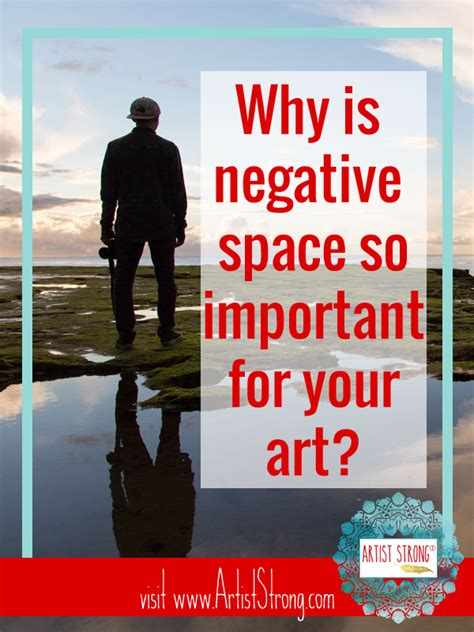 Tips and Tricks: The Power of Negative Space | Artist Strong