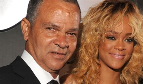 Rihanna's Father on His Daughter Getting Back with Chris