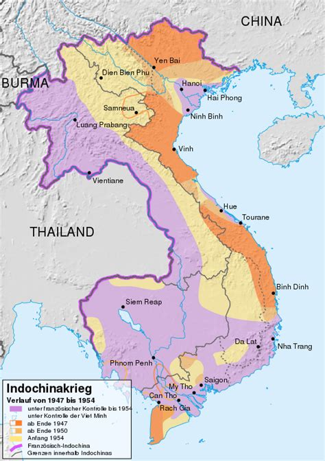 File:First Indochina War map 1946 to 1954 de