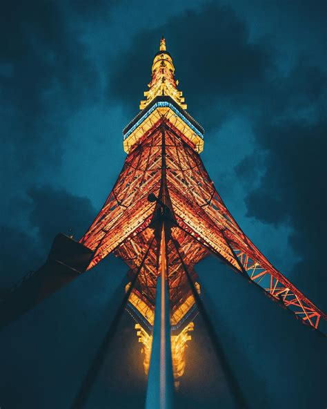 The 9 Most Beautiful Tokyo Tower Japan
