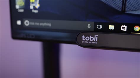 Tobii Eye Tracker 4C Review | Trusted Reviews