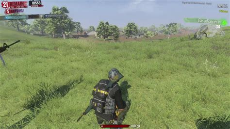 Usual H1z1 and new GUI - YouTube