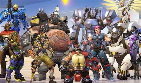 Overwatch FINALLY comes to Nintendo Switch
