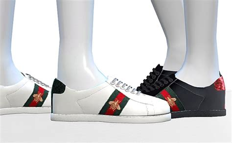 Ace Sneakers at MA$ims4 » Sims 4 Updates