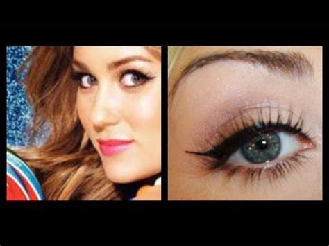 Lauren Conrad Makeup Howto: Everyday Winged Liner - YouTube