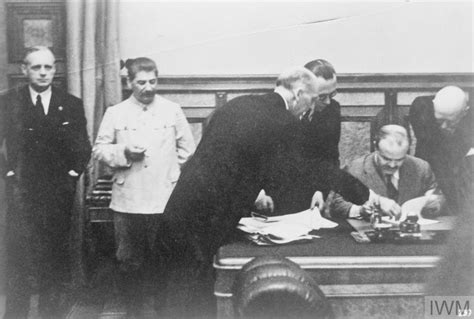 THE NAZI-SOVIET NON-AGGRESSION PACT (THE RIBBENTROP