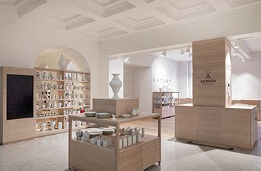 Meissen Factory Outlet, Germany | design:retail