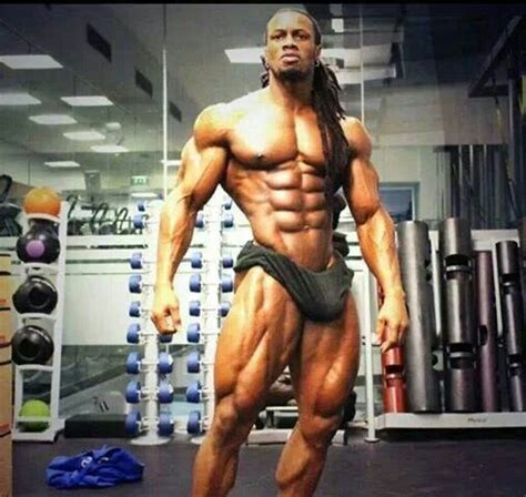 If Proudmanlet, The Rock, Zyzz, and Serge Nubret had a