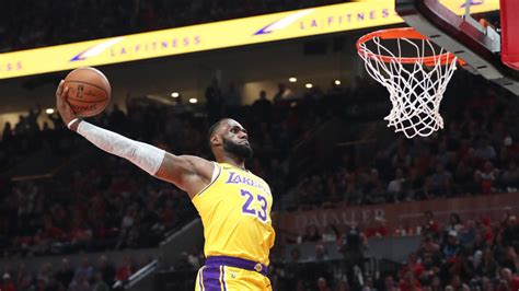 NBA highlights: LeBron James begins Lakers career with
