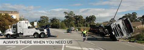 Heavy Truck Towing and Recovery Services Perth WA - Swan