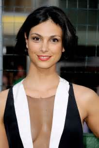 Morena Baccarin cleavage-07 | GotCeleb