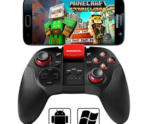 BEBONCOOL Android Controller, Bluetooth Game Controller