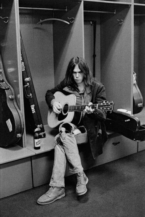   Photos: Two Classic Takes on Neil Young   Rolling Stone