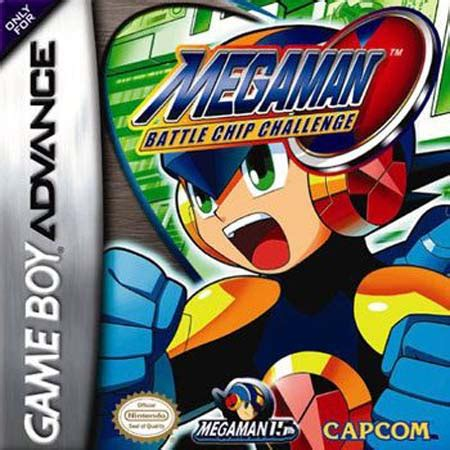 MegaMan: Battle Chip Challenge (USA) GBA ROM Download