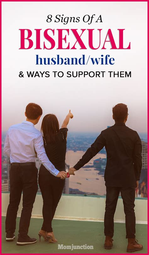 8 Signs Of A Bisexual Husband/Wife And Ways To Support