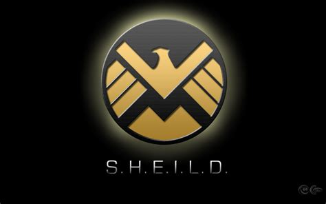 [43+] Marvel Shield Logo Wallpaper on WallpaperSafari