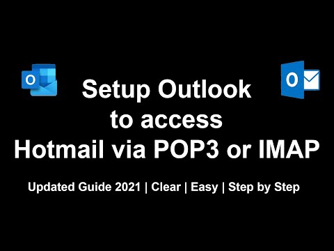 Configure Outlook with Outlook