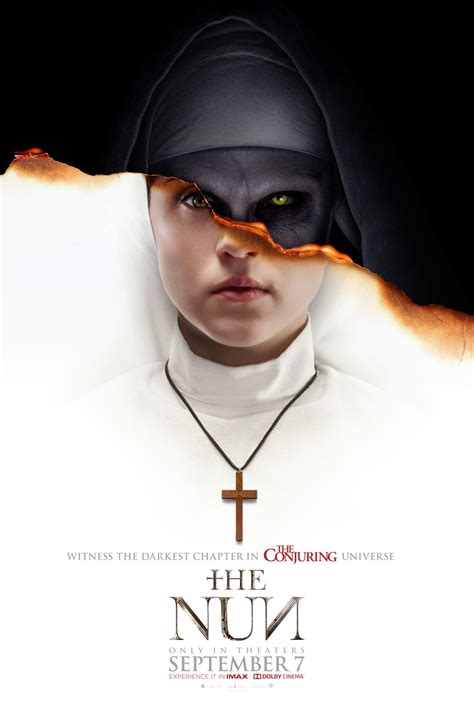 The Conjuring spin-off The Nun gets new poster