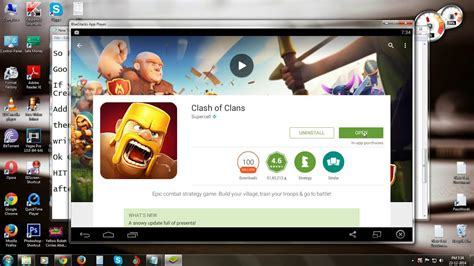 How to Dowload & Install Clash of Clans in PC 2015 FREE