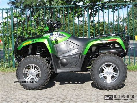 2012 Arctic Cat Thundercat LOF 1000 with approval