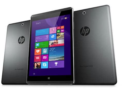 HP Pro Tablet 608 G1 review: Compact and well-built, but