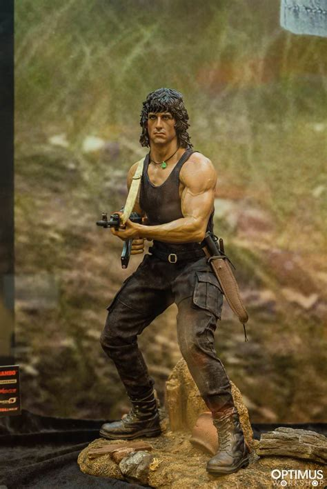 TBLeague Rambo 3 1/4 statue - Page 2 - Statue Forum